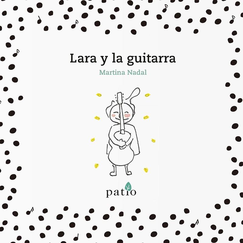 Lara y la guitarra