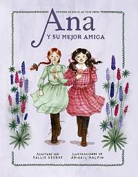 Ana y su mejor amiga